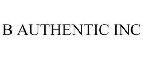 B AUTHENTIC INC