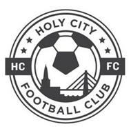 HOLY CITY FOOTBALL CLUB HCFC