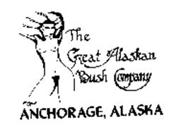 THE GREAT ALASKAN BUSH COMPANY ANCHORAGE, ALASKA