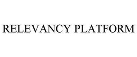 RELEVANCY PLATFORM