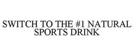 SWITCH TO THE #1 NATURAL SPORTS DRINK