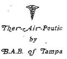 THER-AIR-PEUTIC BY B.A.B. OF TAMPA