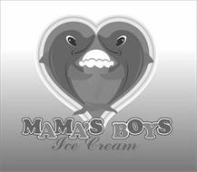 MAMA'S BOYS ICE CREAM