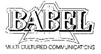 BABEL MULTI-CULTURED COMMUNICATIONS