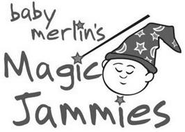 BABY MERLIN'S MAGIC JAMMIES