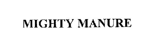 MIGHTY MANURE