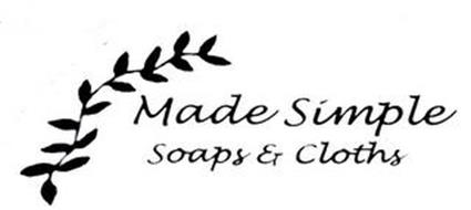 MADE SIMPLE SOAPS & CLOTHS