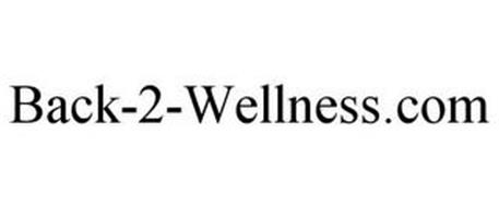 BACK-2-WELLNESS.COM