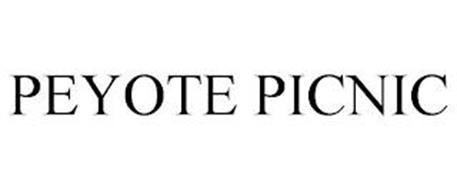 PEYOTE PICNIC