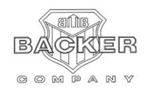 BACKER COMPANY