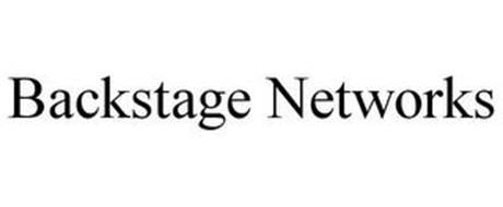 BACKSTAGE NETWORKS