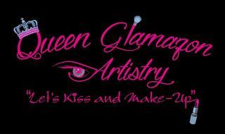 QUEEN GLAMAZON ARTISTRY LET'S KISS AND MAKE-UP