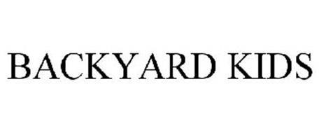 BACKYARD KIDS