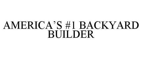 AMERICA'S #1 BACKYARD BUILDER
