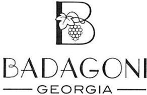 B BADAGONI GEORGIA