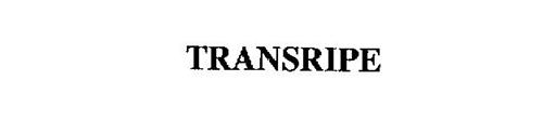 TRANSRIPE