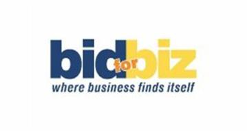 BIDFORBIZ WHERE BUSINESS FINDS ITSELF