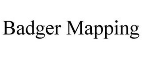 BADGER MAPPING