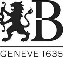 B GENEVE 1635