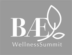 BAE WELLNESS SUMMIT
