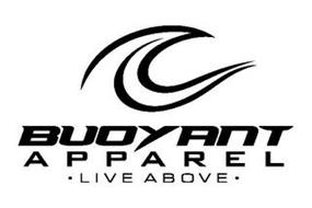 BUOYANT APPAREL ·LIVE ABOVE·