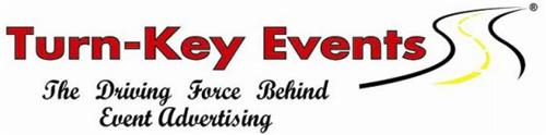 TURN-KEY EVENTS THE DRIVING FORCE BEHIND EVENT ADVERTISING