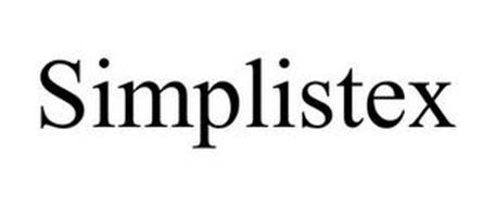 SIMPLISTEX