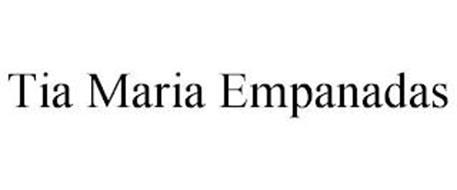 TIA MARIA EMPANADAS