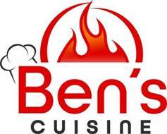 BEN'S CUISINE