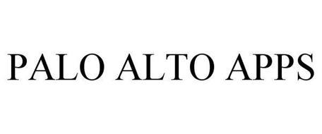 PALO ALTO APPS