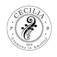 CECILIA PB 2020 CREMONA IN AMERICA