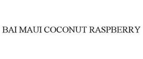 BAI MAUI COCONUT RASPBERRY