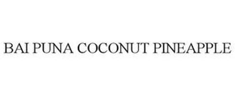 BAI PUNA COCONUT PINEAPPLE