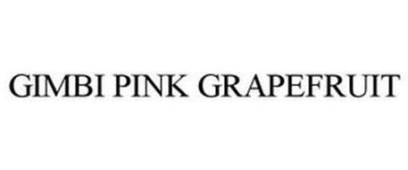 GIMBI PINK GRAPEFRUIT