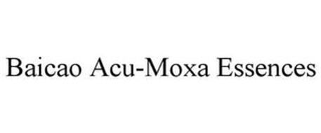BAICAO ACU-MOXA ESSENCES