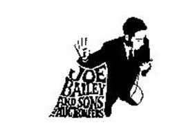 JOE BAILEY AND SONS THE AUCTIONEERS