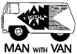MAN WITH VAN MAN WITH VAN