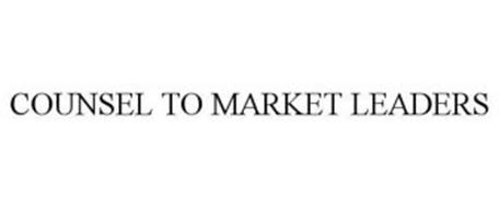 COUNSEL TO MARKET LEADERS
