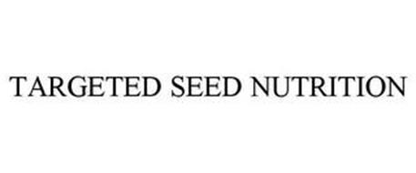 TARGETED SEED NUTRITION