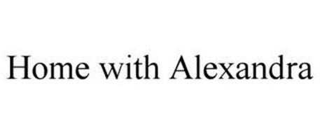 HOME WITH ALEXANDRA
