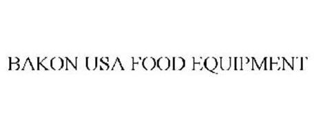 BAKON USA FOOD EQUIPMENT