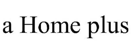 A HOME PLUS