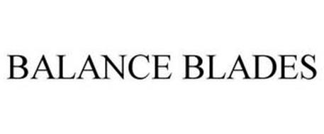 BALANCE BLADES