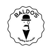 BALDO'S ANYTHING BUT VANILLA