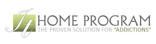 """JT HOME PROGRAM THE PROVEN SOLUTION FOR """"ADDICTIONS"""""""