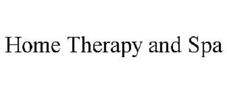 HOME THERAPY AND SPA