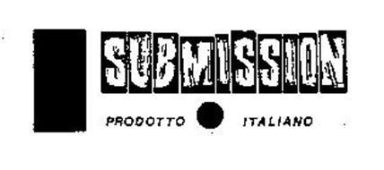 SUBMISSION PRODOTTO ITALIANO