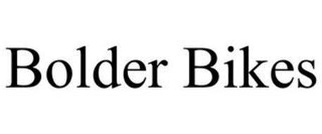 BOLDER BIKES