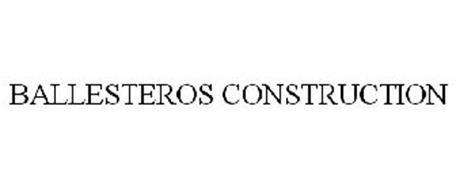 BALLESTEROS CONSTRUCTION
