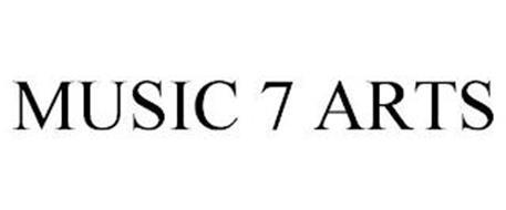 MUSIC 7 ARTS